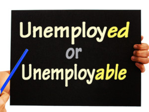 Unemployed or Unemployable?