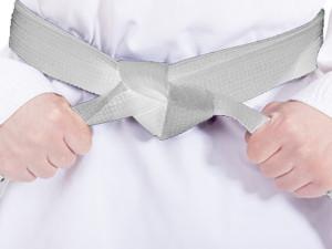 Wear the White Belt